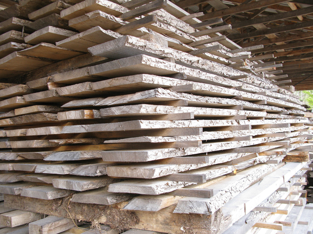 "Antique Ash, Quartersawn - 5/4, 6-12"", 8-9' - 330bf - SKU906"