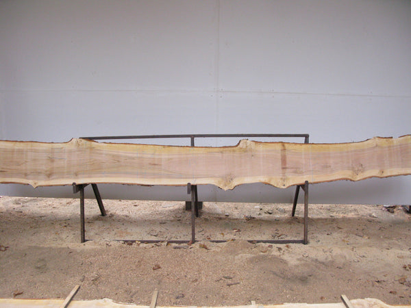 "Yellow Birch Slab with Epicormic Budding - 2"" x 14"" x 14' - YB-071"