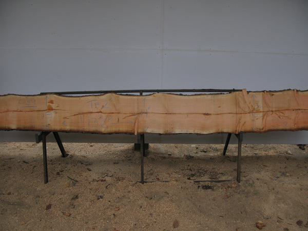 "Douglas Fir Slab - 2"" x 14"" x 13.5' - SKU059"