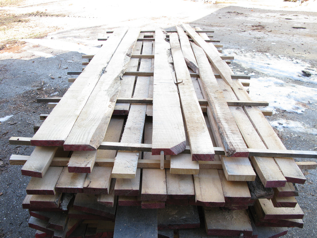 "Red Oak, quarter sawn - 4/4, 2-4""x 9' - 81bf - SKU1101"