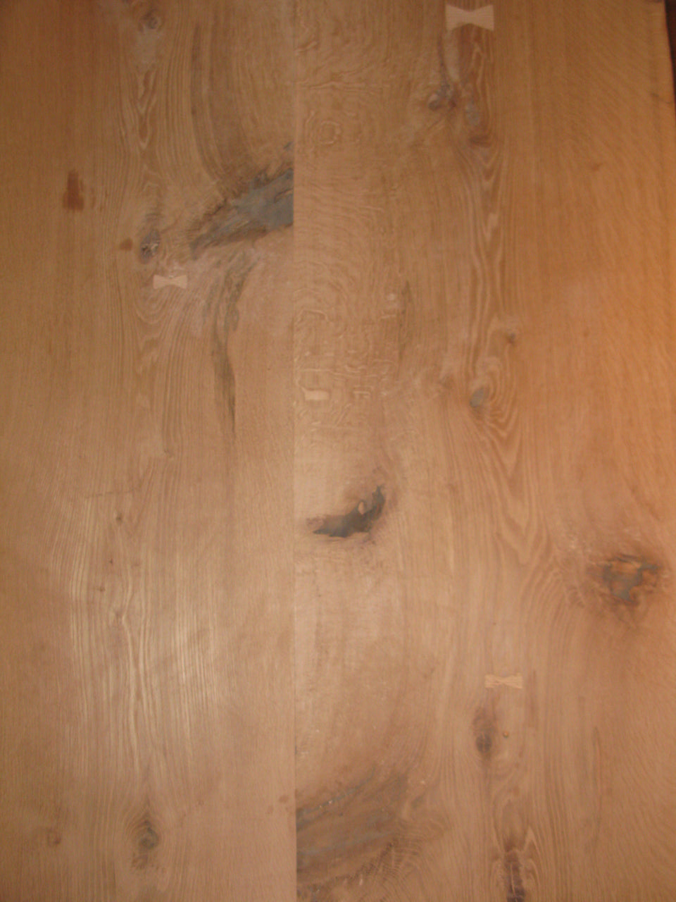 Incomplete White Oak Slab Table Top: WO1
