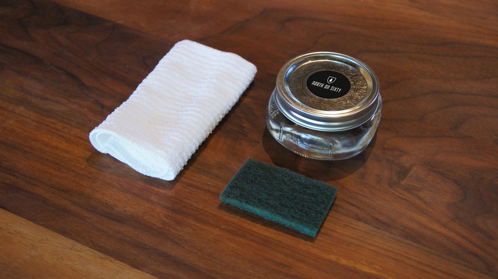 Wood Care Kit for Cutting Boards & Platters