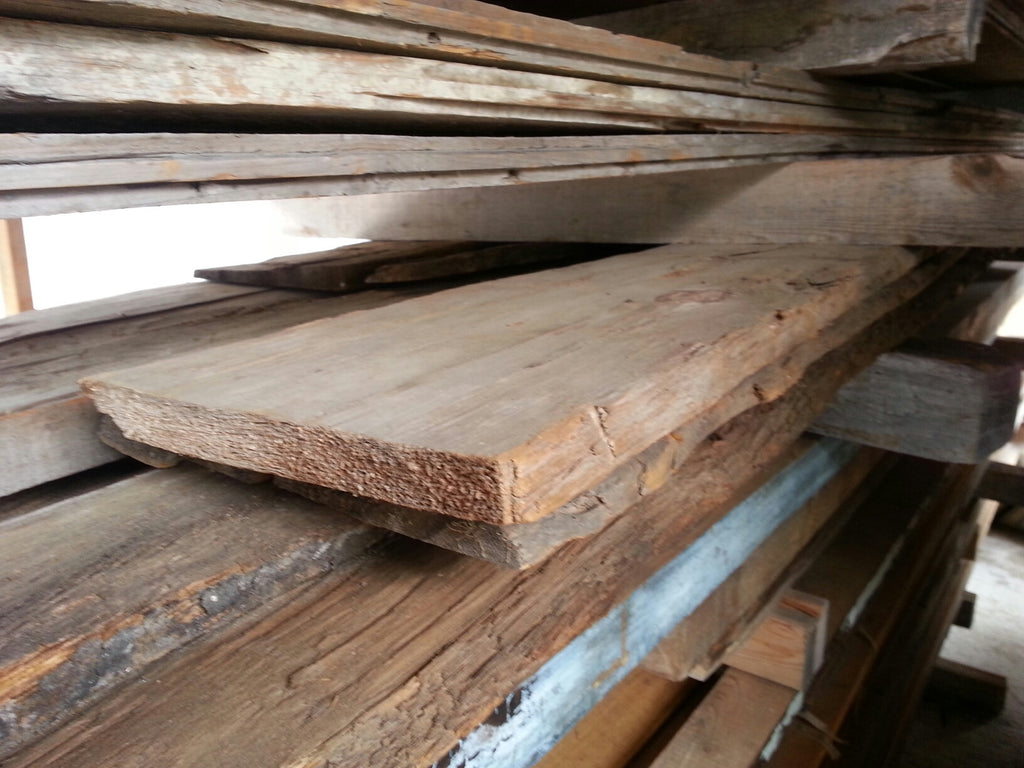 "Pine, Hand Hewn Jackets - 4/4 Mix, 8-12"", 12-14' - 200bf - SKU938"