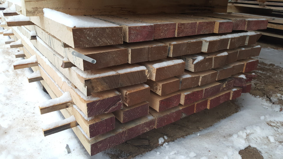 "Quartered Red Oak Lumber - 8/4, 3-6"", 8-12' - 256BF - SKU057 - inquire for pricing"