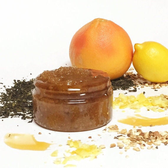 Honey + Citrus Body Polish-- Cruelty Free + All Natural
