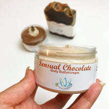 Sensual Chocolate body butter - Silky + Chocolatey +Decadent