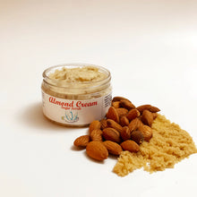 Almond Cream - whipped Sugar Scrub