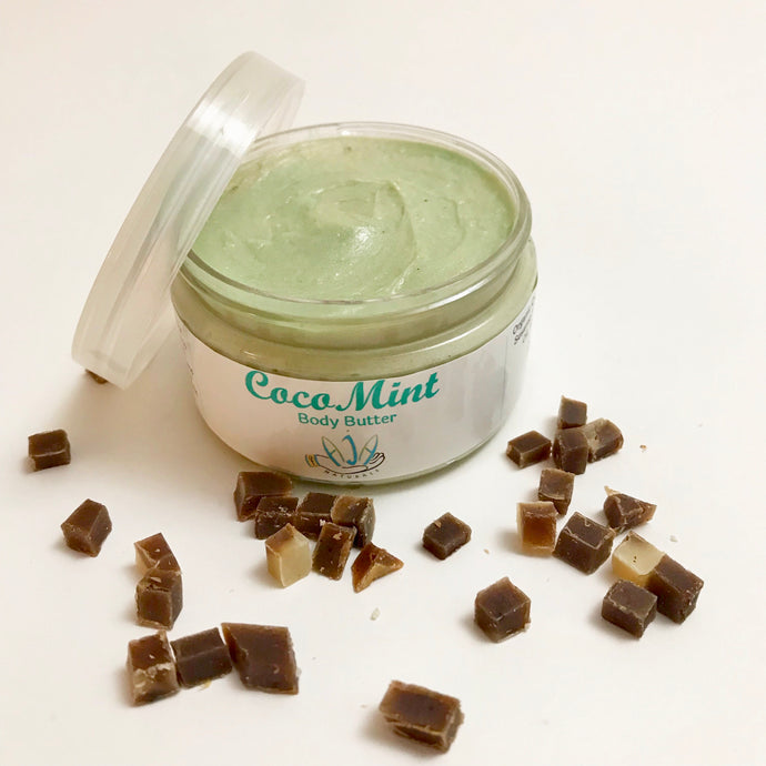 CocoMint body butter
