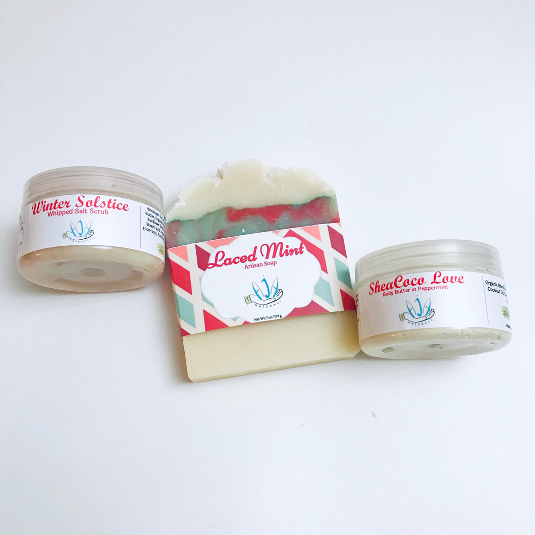 Laced Mint Bundle
