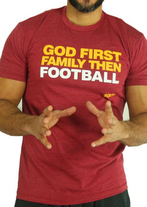 Rustic God Family Football