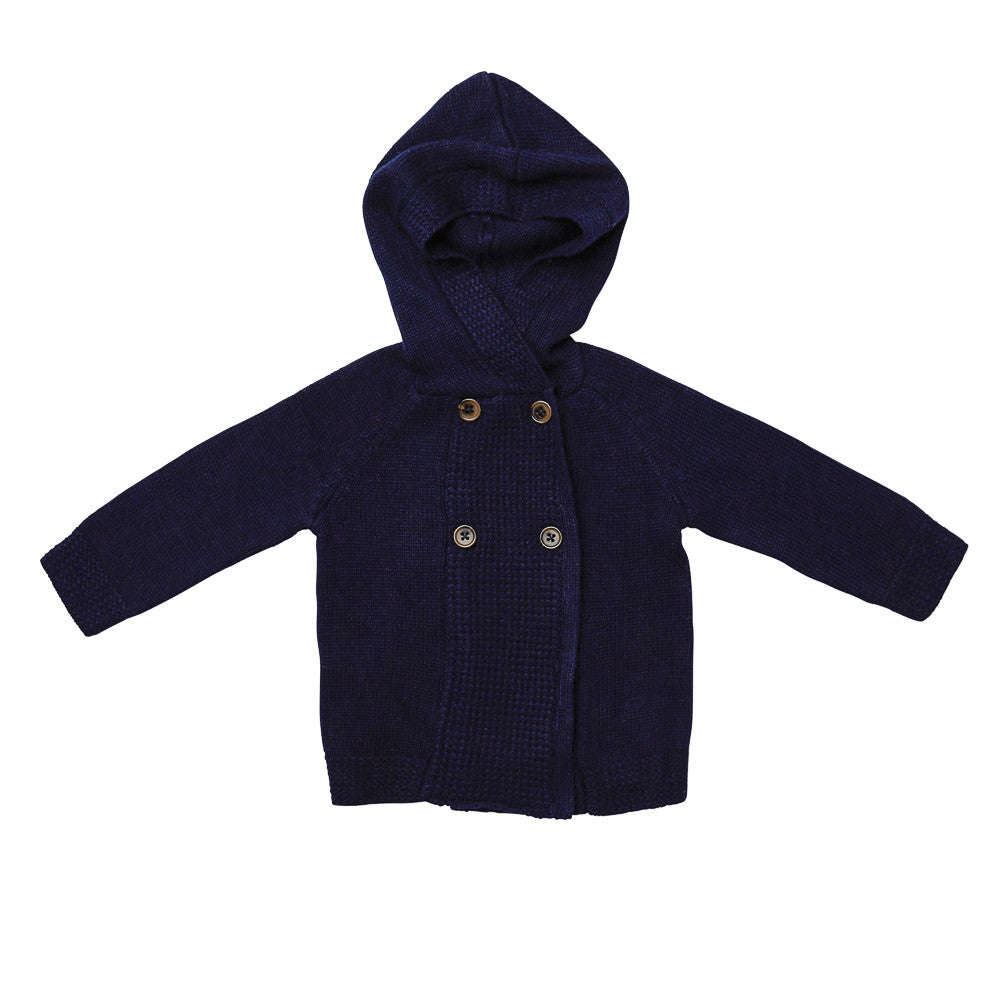 Lakeside Cardigan Navy