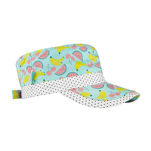 Flamingo Reversible Floppy Hat