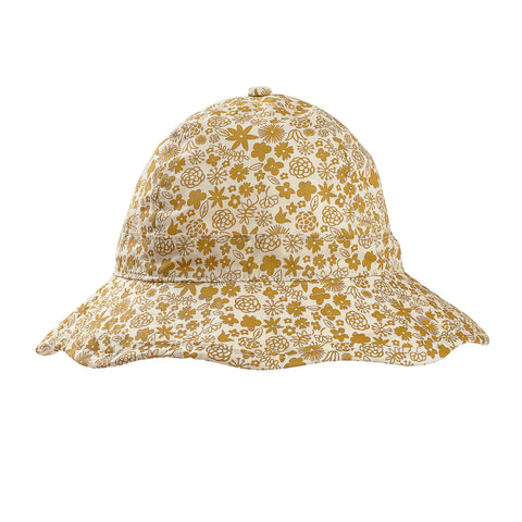 Dashes Organic Flap Hat