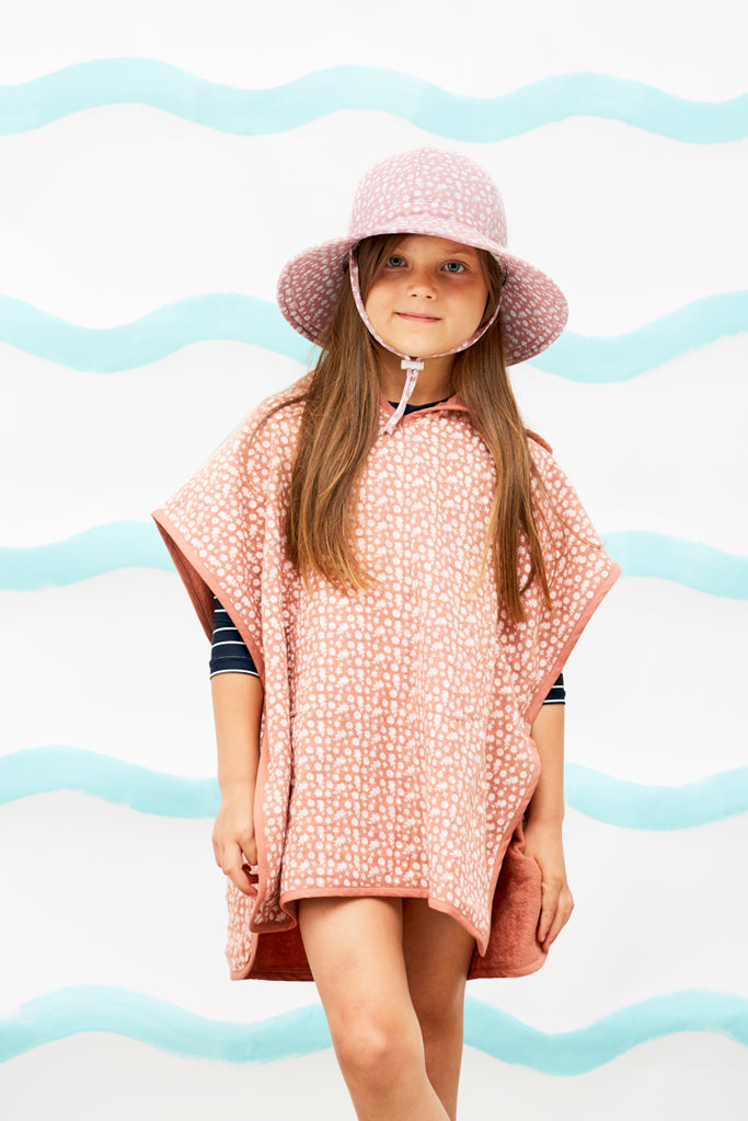 Sweet Pea Swim Hat