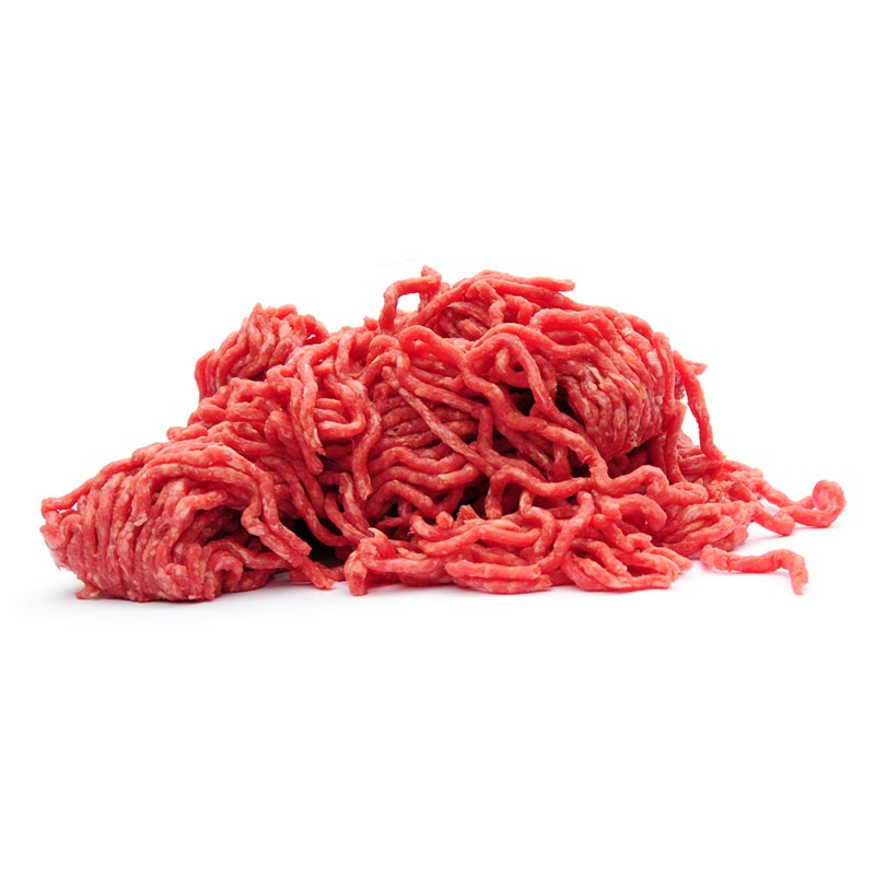 CERTIFIED ORGANIC BEEF MINCE 500g