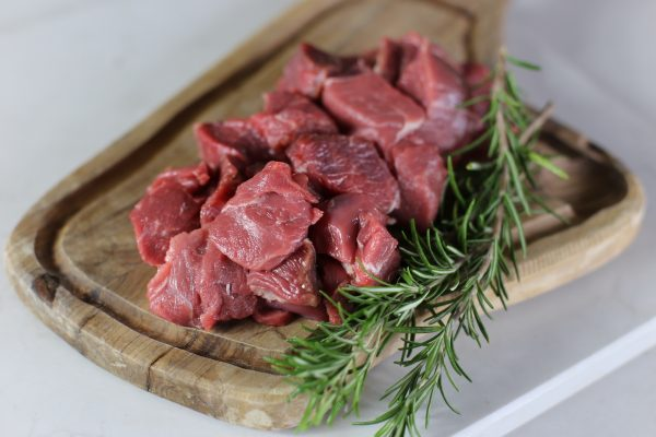 CERTIFIED ORGANIC DICED LAMB 500gm