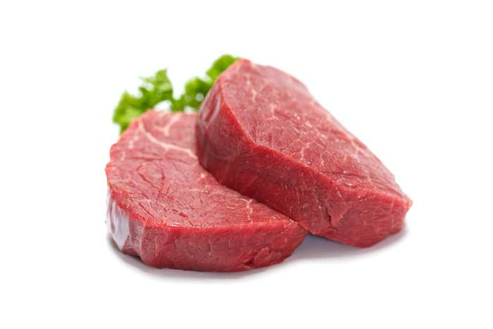 CERTIFIED ORGANIC EYE FILLET - The Woolly Sheep