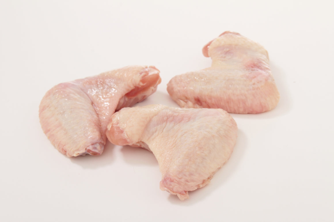 Certified Organic Chicken Wings - The Woolly Sheep