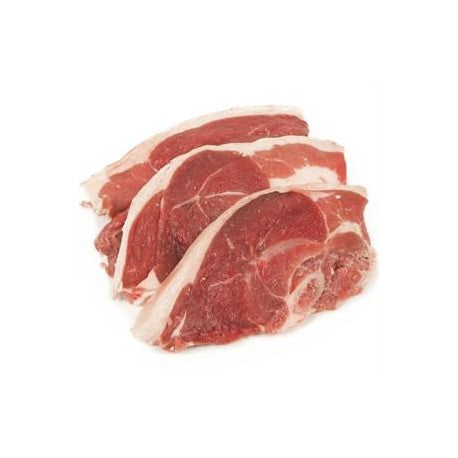 CERTIFIED ORGANIC LAMB CHUMP CHOPS - The Woolly Sheep