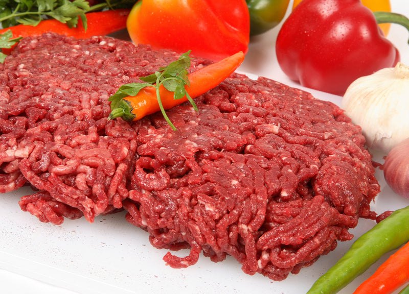 Certified Organic Grass-fed Lamb Mince - The Woolly Sheep