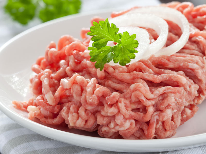 CERTIFIED ORGANIC PORK MINCE 500gm