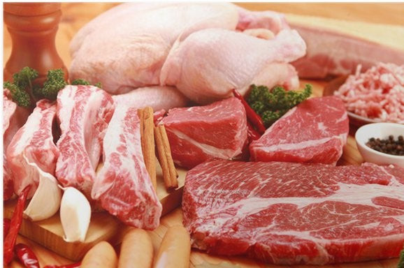 Certified Organic Meat Pack C - $129 - CHOP SECRET PACK * - The Woolly Sheep