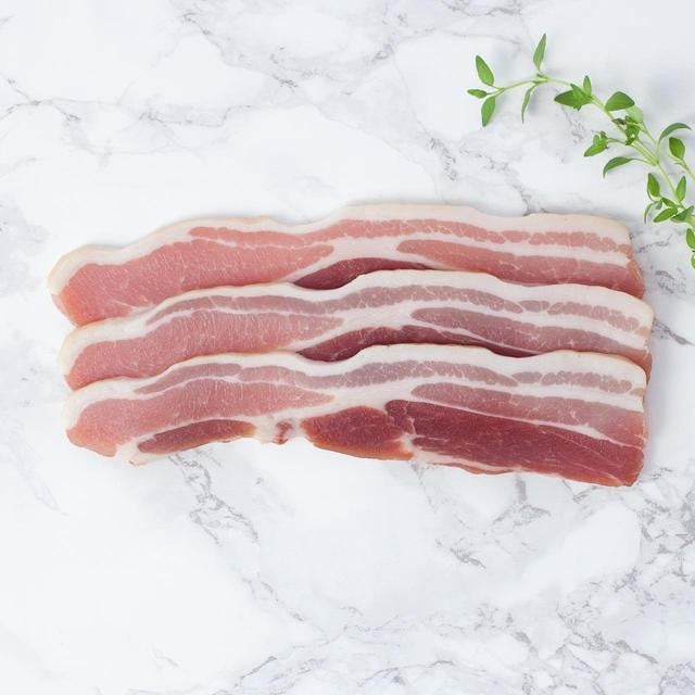 Certified Organic Streaky Bacon - The Woolly Sheep