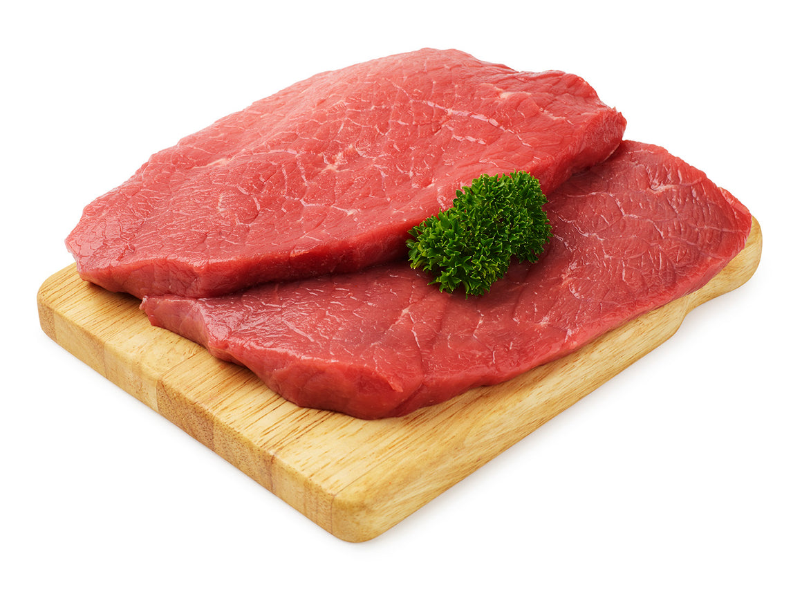 CERTIFIED ORGANIC TOPSIDE STEAK - The Woolly Sheep
