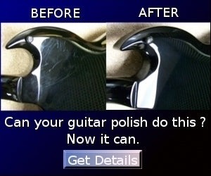 Guitar Scratch Remove Before-After