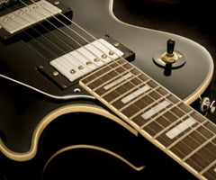 Black Les Paul