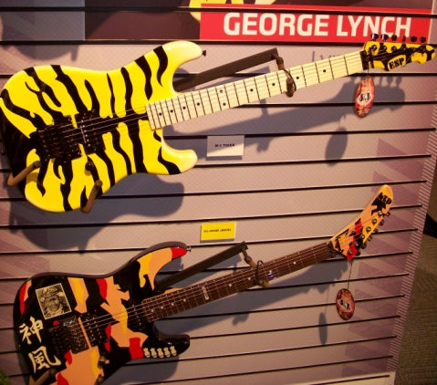 Geroge Lynch ESP Guitars
