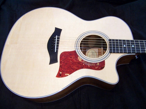 Taylor 414ce Acoustic-polyester finish