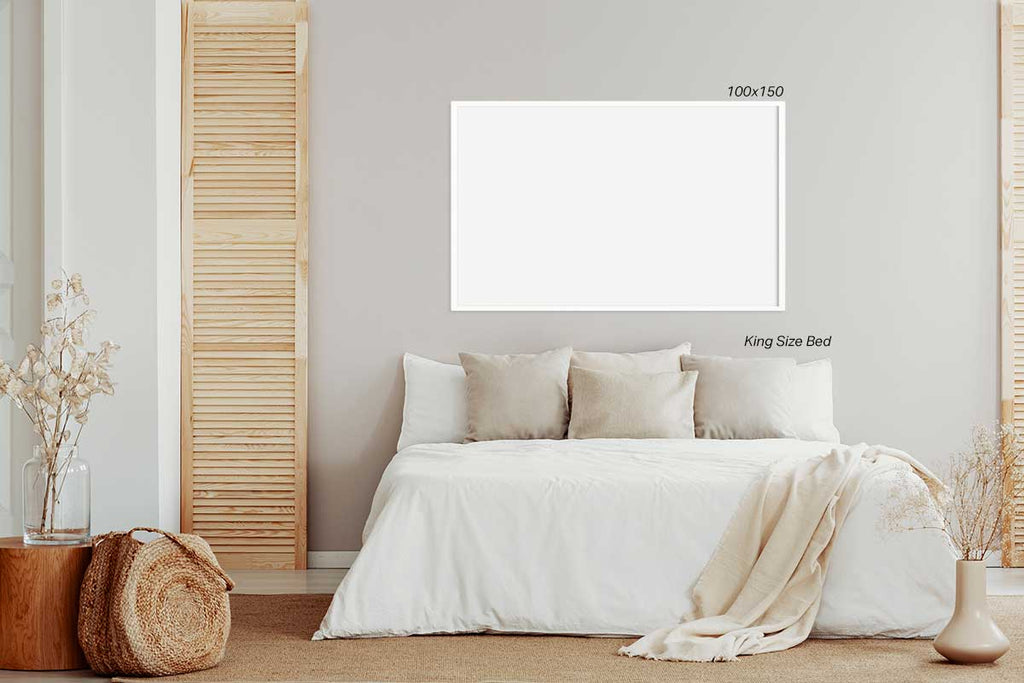 Wall Art Size Guide Chart Huge Large Format Print 100x150