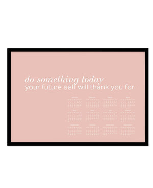 2020 For Your Future Self Calendar - Olive et Oriel