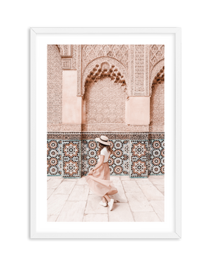 Moroccan Days - Olive et Oriel | Shop Art Prints & Posters Online