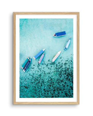A Day On The Water | PT - Olive et Oriel | Shop Art Prints & Posters Online