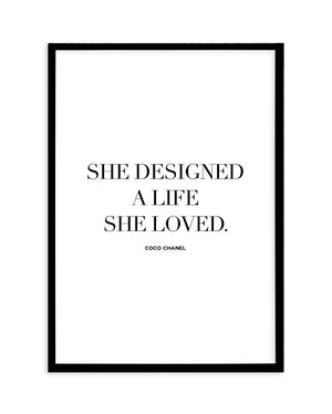 A Life She Loved | Coco Chanel - Olive et Oriel