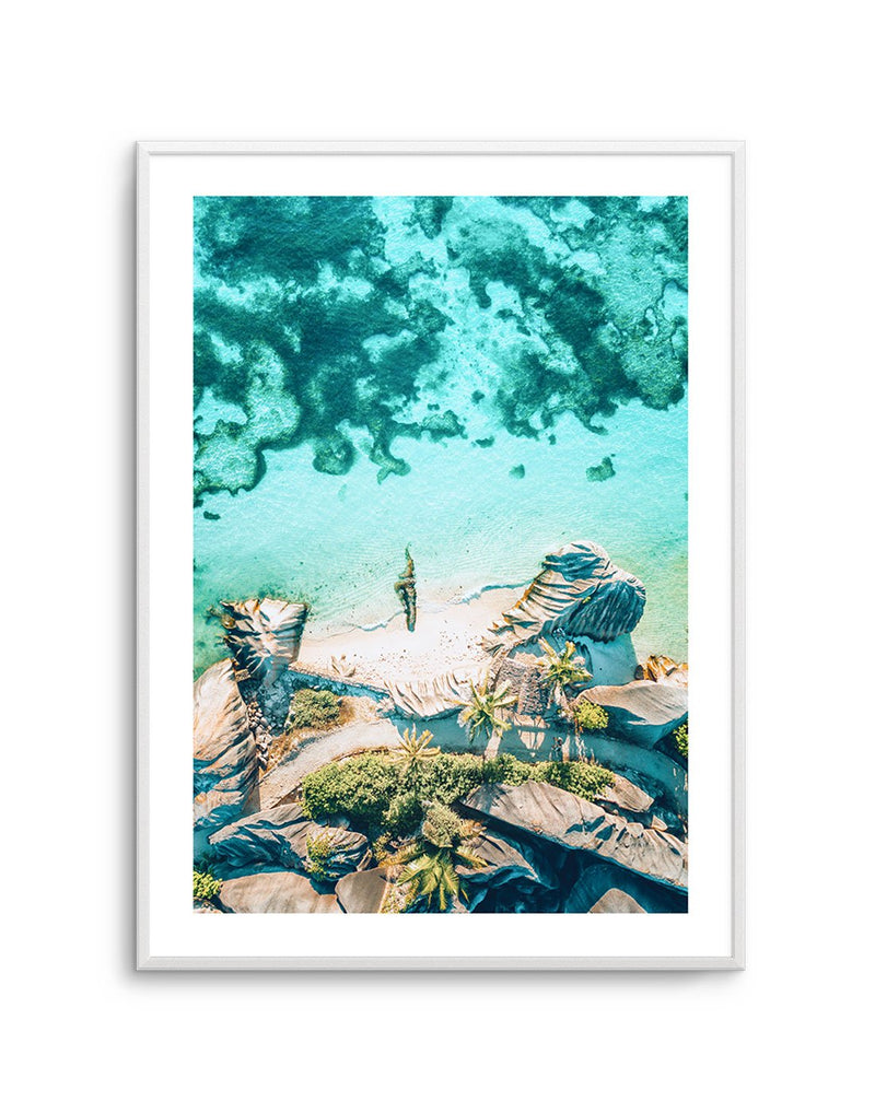 Above The Sea | Seychelles
