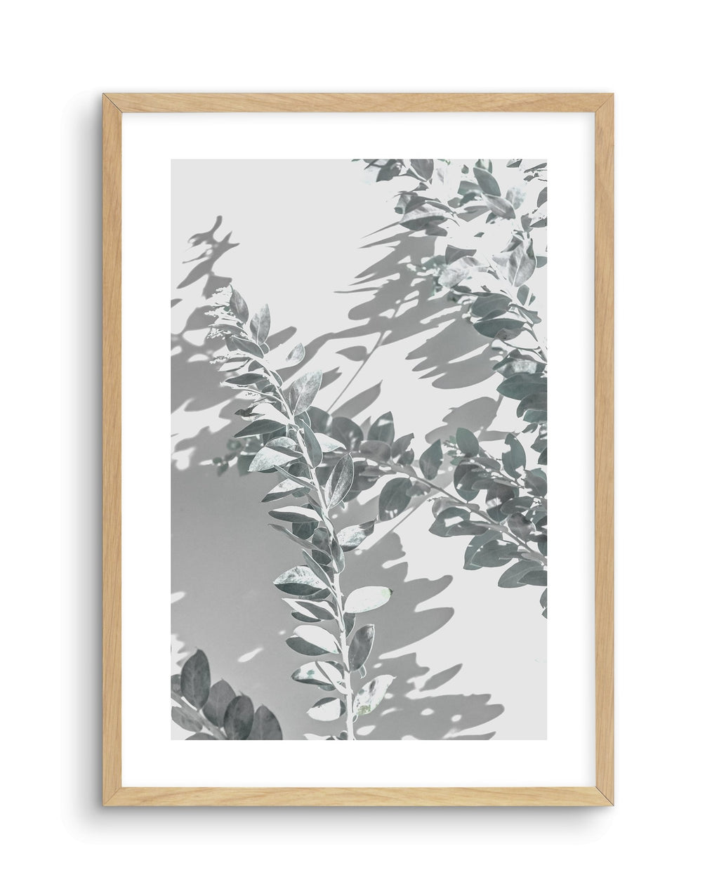 Abstract Leaves No 2 - Olive et Oriel | Shop Art Prints & Posters Online