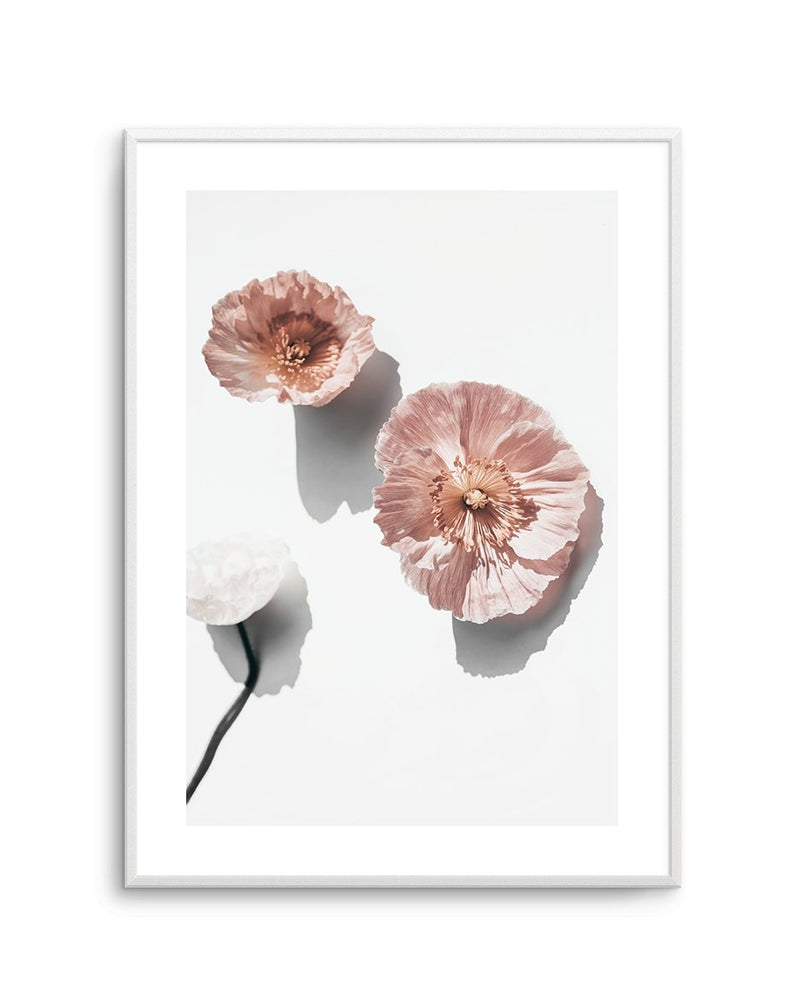 Abstract Poppies No 1 - Olive et Oriel | Shop Art Prints & Posters Online