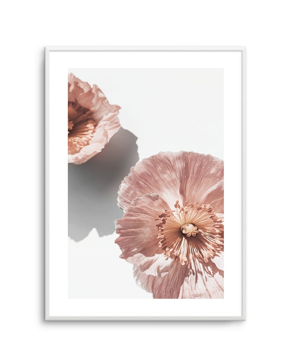 Abstract Poppies No 2 - Olive et Oriel | Shop Art Prints & Posters Online