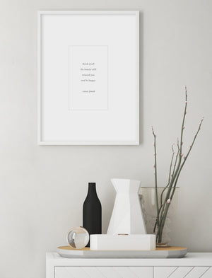All The Beauty - Olive et Oriel | Shop Art Prints & Posters Online