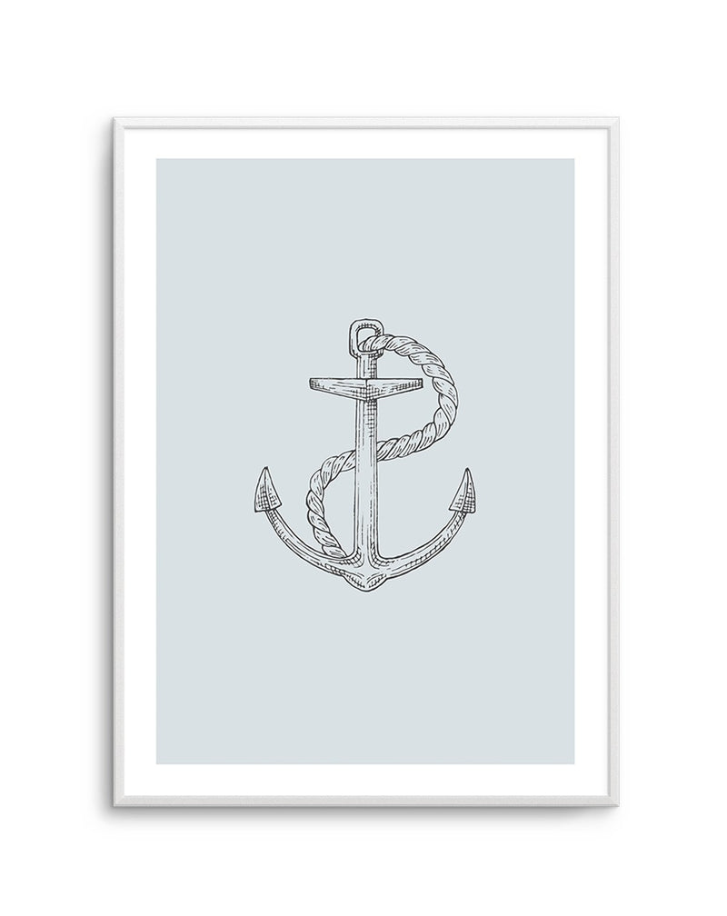 Anchor | 2 Colour Options - Olive et Oriel