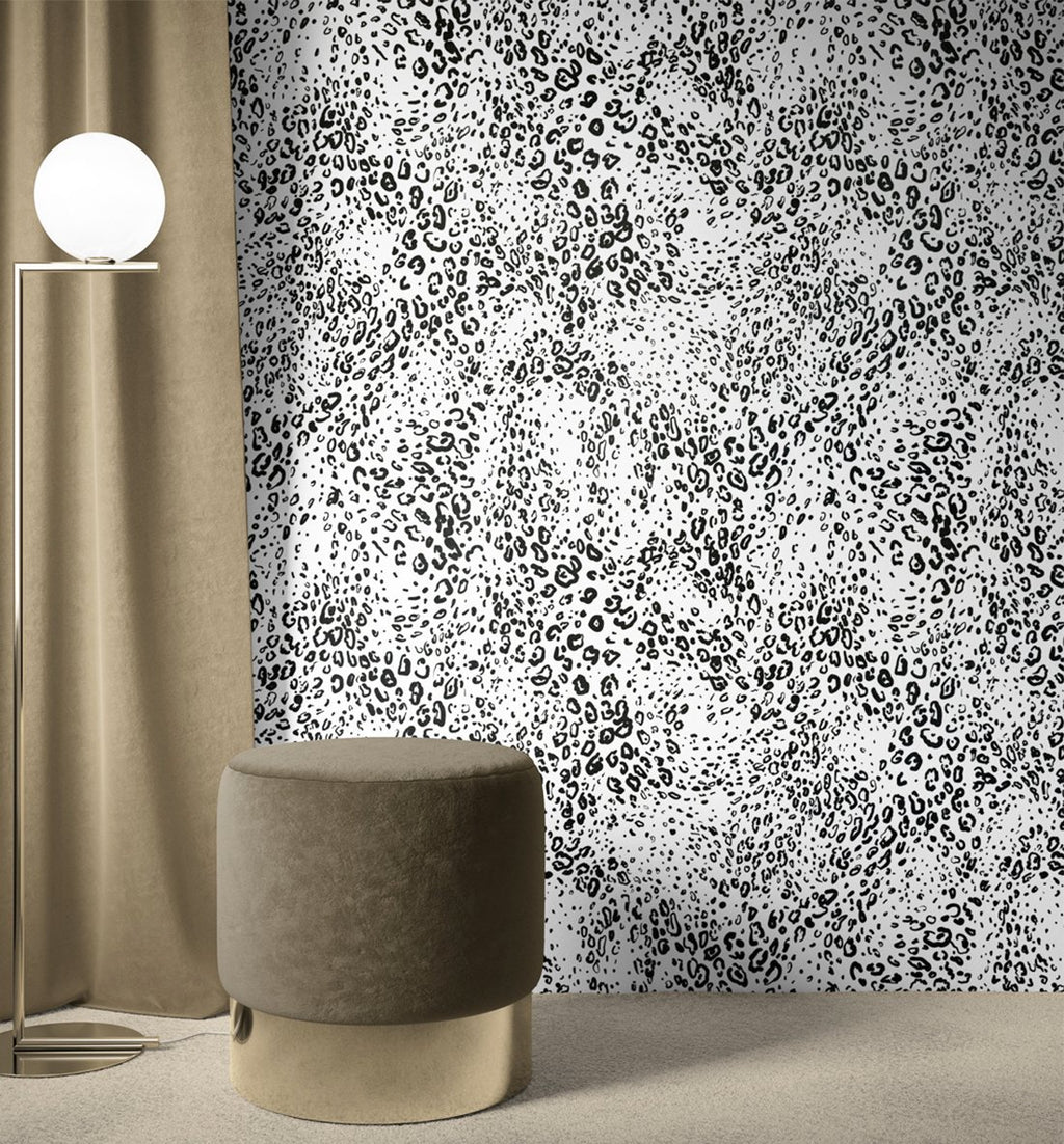 Animal Print Wallpaper - Olive et Oriel