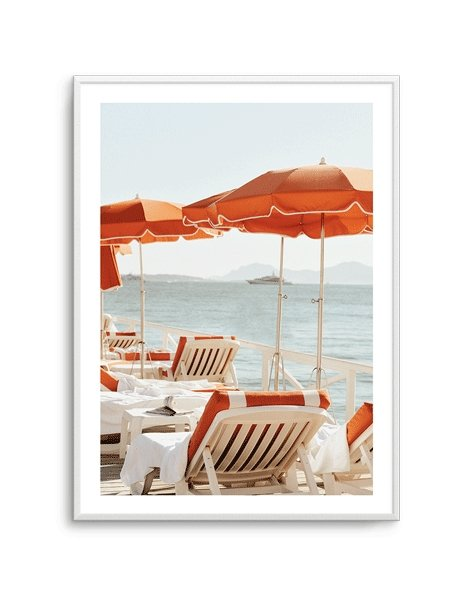 Antibes May, 1972 I - Olive et Oriel | Shop Art Prints & Posters Online