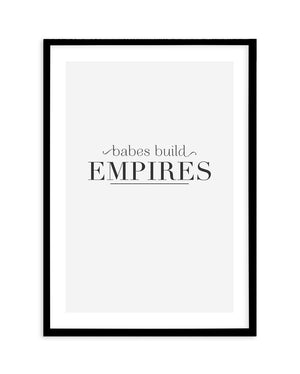 Babes Build Empires - Olive et Oriel