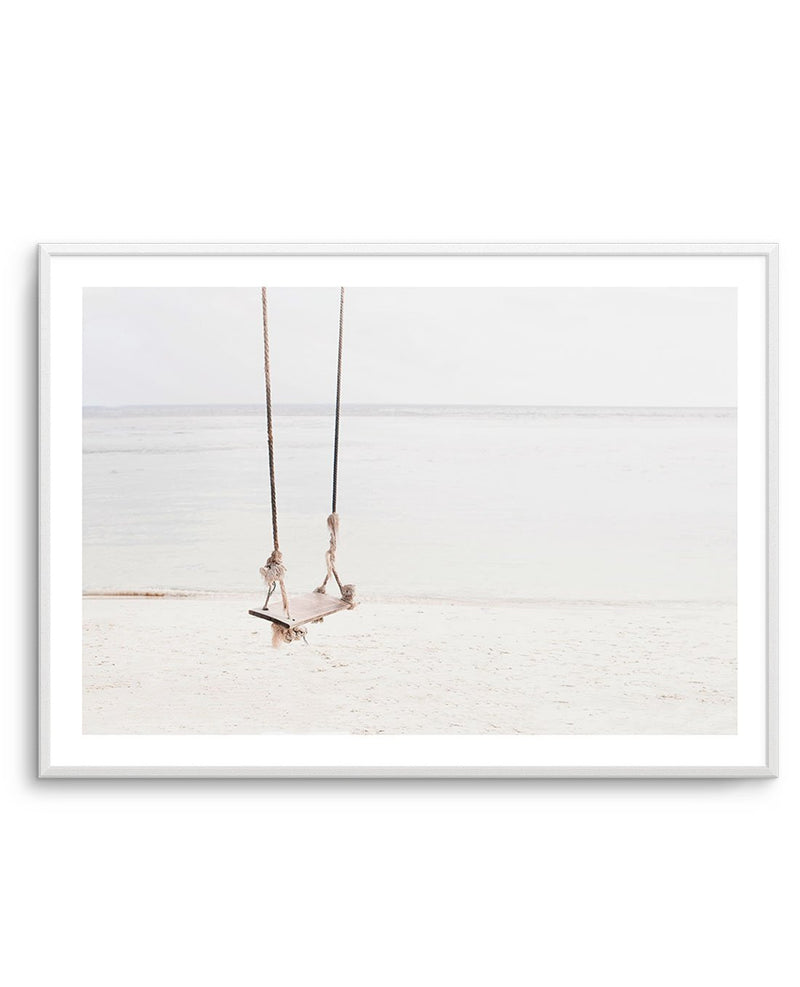 Beach Swing - Olive et Oriel