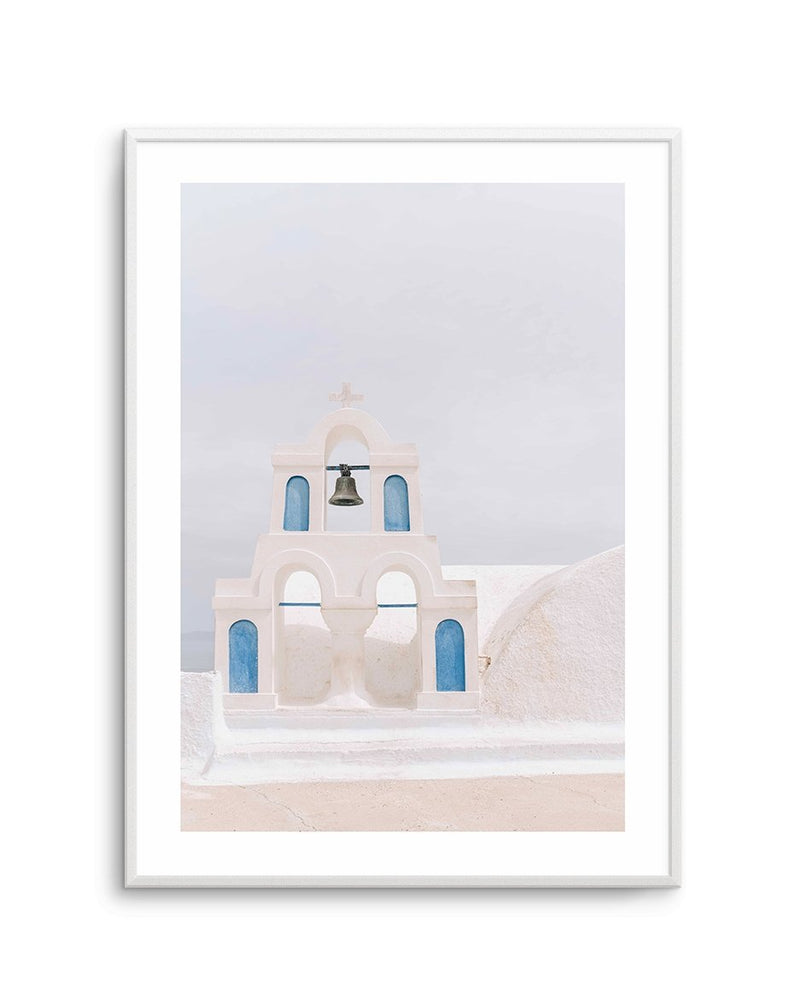 Bells Of Santorini - Olive et Oriel | Shop Art Prints & Posters Online