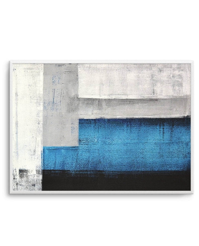 Black & Blue - Olive et Oriel | Shop Art Prints & Posters Online