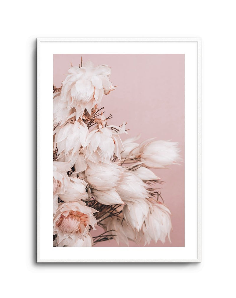 Blushing Bride No 2 - Olive et Oriel | Shop Art Prints & Posters Online